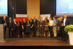 Rozstrzygnięcie konkursu Popularyzator Nauki, organizowanego przez serwis PAP - Nauka w Polsce oraz MNiSW odbyło się 7 stycznia 2019 r. w Centrum Nauki Kopernik w Warszawie