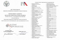 Legia Akademicka 2019