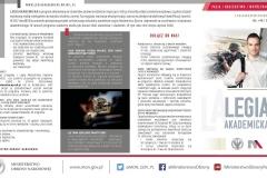 Legia Akademicka 2019_broszura informacyjna