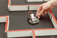 Studenci Wydziału Elektrycznego na Robomaticon 2019