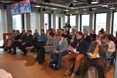 Konferencja prasowa Fundacji Edukacyjnej Perspektywy, Warszawa 15 marca 2019