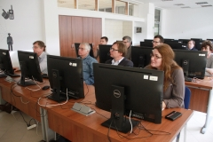 Warsztaty uczestników projektu MILAN na Wydziale Informatyki PB, 14 maja 2019 r.