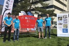Studenci WBiIŚ PB na konkursie BRICO 2019