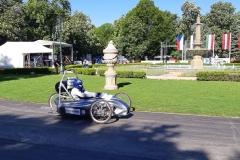 Pneumobil studentów Wydziału MPneumobil studentów Wydziału Mechanicznego wystartował w zawodach Aventics 2019 na Węgrzech