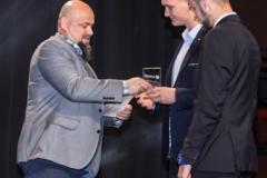 Gala Konkursu Kół Naukowych KoKoN podczas Środowiska Studenckiego Forum Uczelni Technicznych, Kraków 25.10.2019 r.