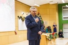 Christmas Meeting with President na Politechnice Białostockiej, 2 grudnia 2019 r.