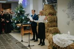 Spotkanie opłatkowe pracowników i studentów Politechniki Białostockiej, 18 grudnia 2019 r., fot. J. Gwiazdowski