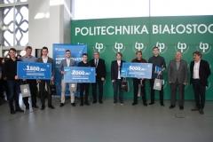 """Dni Otwarte Politechniki Białostockiej, finał konkursu """"Niesamowita maszyna"""""""