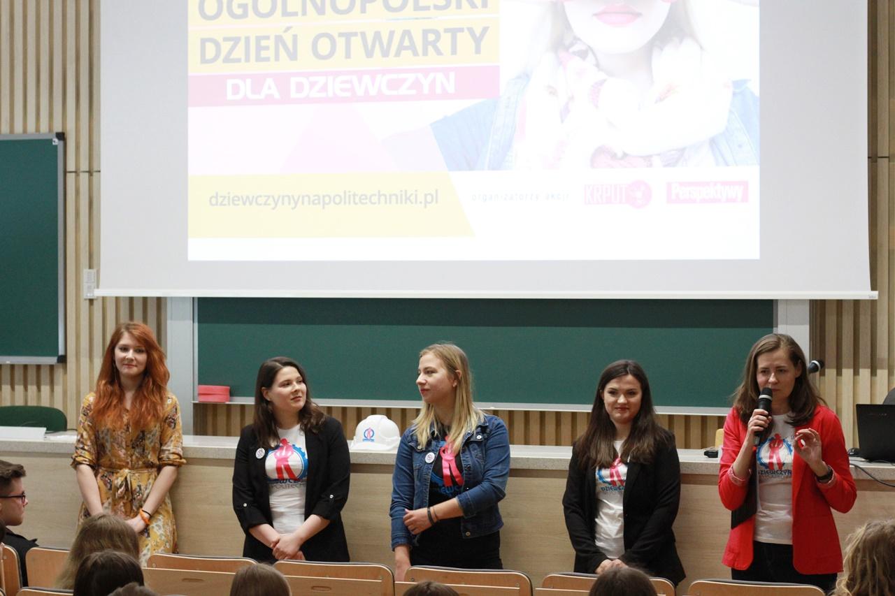 f0cc6f60f4a7a7 Ogólnopolski Dzień Otwarty dla Dziewczyn na Politechnice Białostockiej
