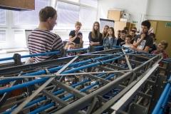 Podlaski Festiwal Nauki i Sztuki na Politechnice Białostockiej - Wydział Mechaniczny