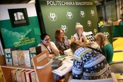 Politechnika Białostocka na Rodzinnym Pikniku Naukowym na Stadionie Miejskim w Białymstoku