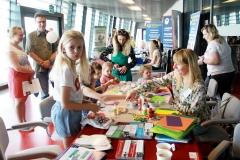Rodzinny Piknik Naukowy na Stadionie Miejskim w Białymstoku