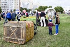 II Fiesta Balonowa w Białymstoku