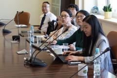 2019-07-22 Uroczystość otwarcia Szkoły Letniej dla Doktorantów z Zhejiang University Ningbo Institute of Technology (12)