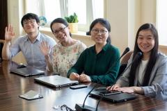2019-07-22 Uroczystość otwarcia Szkoły Letniej dla Doktorantów z Zhejiang University Ningbo Institute of Technology (8)