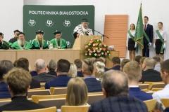 Uroczysta inauguracja roku akademickiego 2019/2020