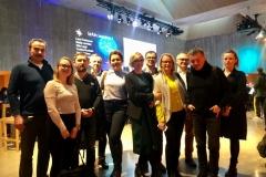 Prorektor Ejdys uczestniczyła w wizycie studyjnej na Uniwersytecie w Helsinkach, 12-18 stycznia 2020 r.