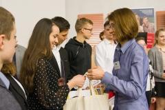 VIII Ogólnopolska Olimpiada Wiedzy o Polskim i Europejskim Rynku Pracy odbyła się na Politechnice Białostockiej 3 marca 2020 r.