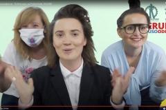 """Organizatorki witają uczestników pierwszego wydarzenia online w ramach kampanii """"Dziewczyny na Politechniki"""" i """"Dziewczyny do Ścisłych"""""""