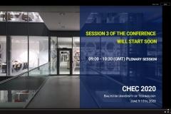 Konferencja CHEC 2020 odbyła się w dniach 9-10 czerwca 2020 r.