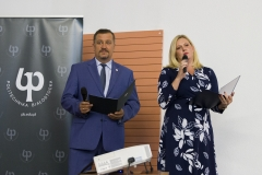 """Wernisaż wystawy """"Karnawał białostockiej Solidarności w obiektywie Mirosława Bujanowskiego"""""""