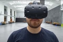 Bartosz Śliwecki w świecie VR
