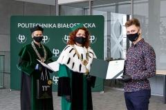 Super Student Karol Sapiołko