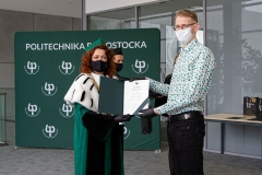Super Student Mateusz Sumorka