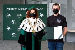 Super Student Piotr Wasilewski