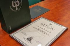 Nagroda w konkursie im. prof. Mikołaja Busłowicza