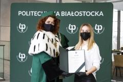 Rozstrzygnięcie Konkursu na Najlepszego Studenta Politechniki Białostockiej