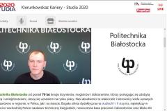 Kampania STUDIA 2020 Kierunkowskaz Kariery