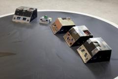 Konstrukcje robotów sumo. fot. z archiwum SumoMasters