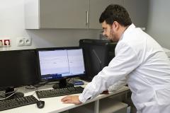 Laboratorium Metod Spektroskopowych i Chromatograficznych, fot. Gabriela Kościuk