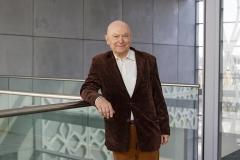 Prof. dr hab. Włodzimierz Lewandowski–kierownik grantów NCN realizowanych w Katedrze Chemii Biologii i Biotechnologii, fot. Gabriela Kościuk