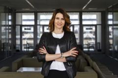 dr hab. Monika Kalinowska, prof PB - kierownik Katedry Chemii Biologii i Biotechnologii, fot. Gabriela Kościuk
