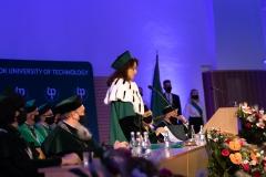 Inauguracja roku akademickiego 2021/2022 na Politechnice Białostockiej (25). Fot. Gabriela Kościuk