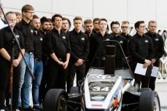 Bolid CMS-07 Formuła Student. Siódme dziecko zespołu Cerber Motorsport, fot. Gabriela Kościuk, Politechnika Białostocka (22)