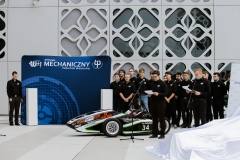 Bolid CMS-07 Formuła Student. Siódme dziecko zespołu Cerber Motorsport, fot. Gabriela Kościuk, Politechnika Białostocka (39)