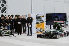 Bolid CMS-07 Formuła Student. Siódme dziecko zespołu Cerber Motorsport, fot. Gabriela Kościuk, Politechnika Białostocka (32)