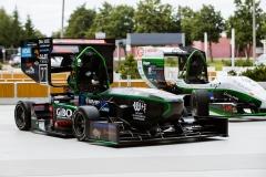 Bolid CMS-07 Formuła Student. Siódme dziecko zespołu Cerber Motorsport, fot. Gabriela Kościuk, Politechnika Białostocka (34)