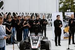 Bolid CMS-07 Formuła Student. Siódme dziecko zespołu Cerber Motorsport, fot. Gabriela Kościuk, Politechnika Białostocka (48)