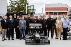 Bolid CMS-07 Formuła Student. Siódme dziecko zespołu Cerber Motorsport, fot. Gabriela Kościuk, Politechnika Białostocka (40)
