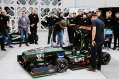 Bolid CMS-07 Formuła Student. Siódme dziecko zespołu Cerber Motorsport, fot. Gabriela Kościuk, Politechnika Białostocka (43)