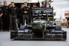 Bolid CMS-07 Formuła Student. Siódme dziecko zespołu Cerber Motorsport, fot. Gabriela Kościuk, Politechnika Białostocka (46)