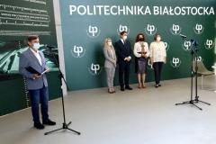 Politechnika Białostocka rozwija współpracę z Polskim Klastrem Budowlanym, fot. Katarzyna Cichoń, Politechnika Białostocka (2)