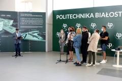 Politechnika Białostocka rozwija współpracę z Polskim Klastrem Budowlanym, fot. Katarzyna Cichoń, Politechnika Białostocka (6)