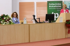 Jubileusz 70-lecia Biblioteki PB, fot. Katarzyna Cichoń, Politechnika Białostocka (11)
