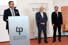 Międzynarodowy Zjazd Absolwentów Politechniki Białostockiej - gala Honorowego Ambasadora PBador PB (19)
