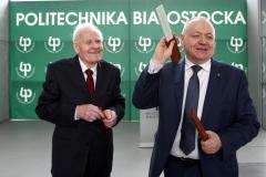 p. Władysław Świaniewicz Rektor